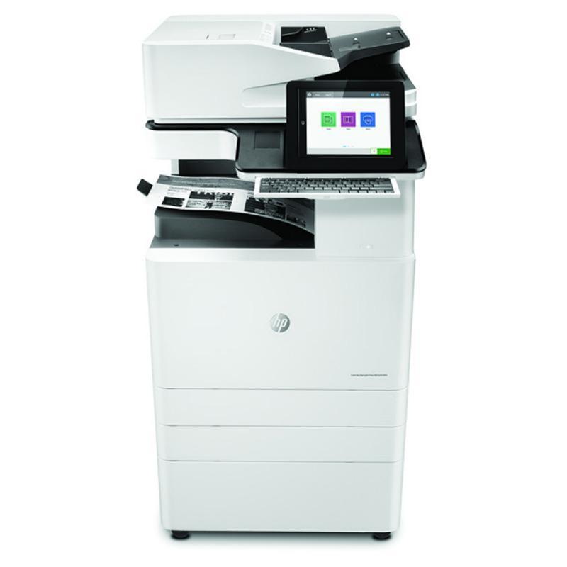 HP LaserJet Managed Flow E82550z 2