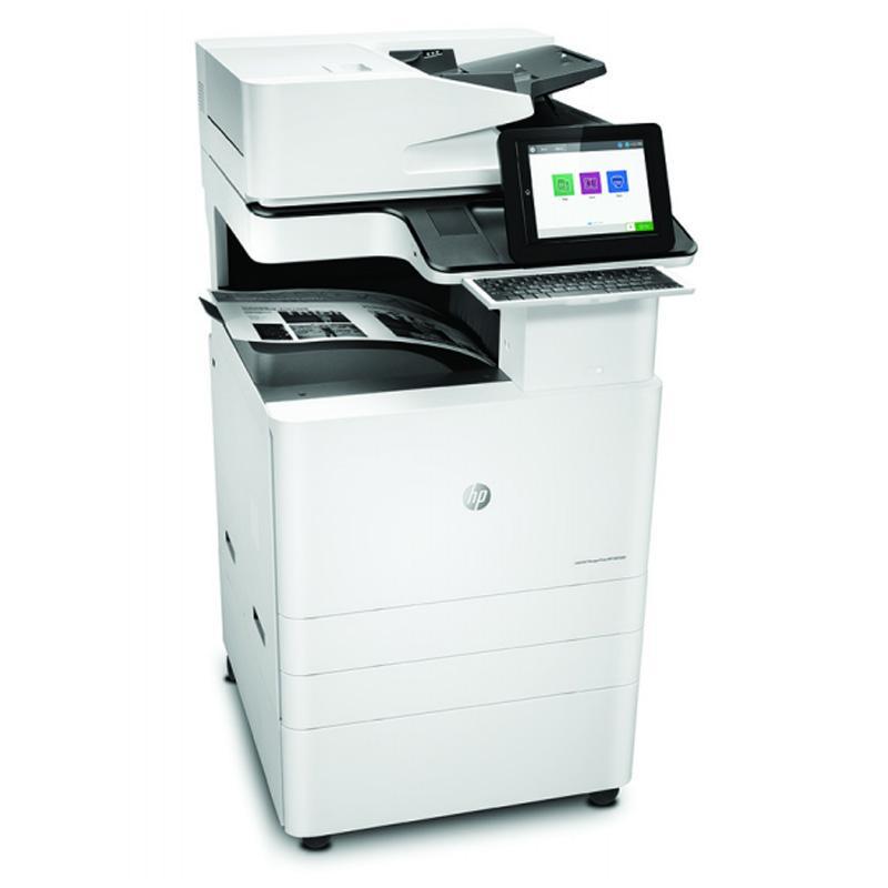 HP LaserJet Managed Flow E82550z 1