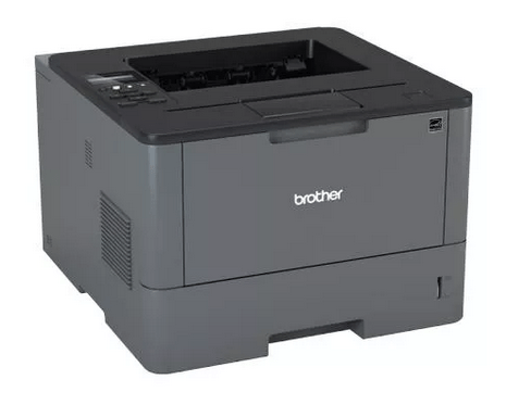 Brother HL-L5100dn 6
