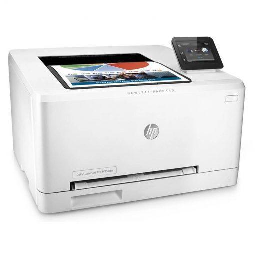 HP Color LaserJet Pro M252dw 1