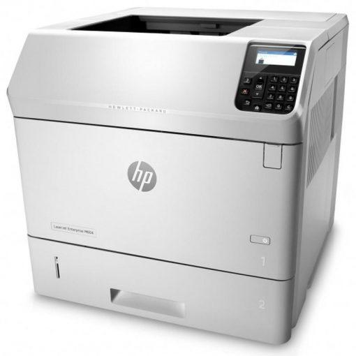 HP LaserJet M604DN 1