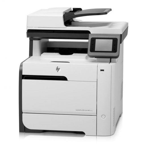 HP LaserJet Pro 300 color MFP M375nw 1