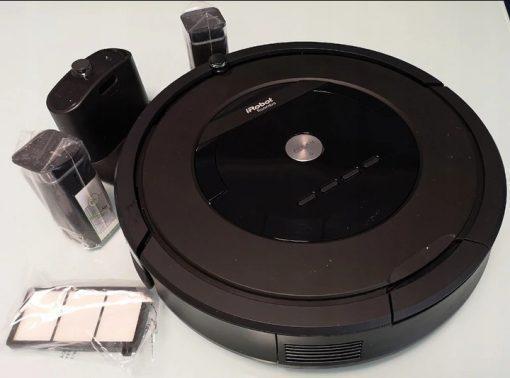robot sprzątający iRobot Roomba 805 odkurzacz automatyczny powystawowy refabrykowany Gwarancja: 24 miesiące - 27081493 2