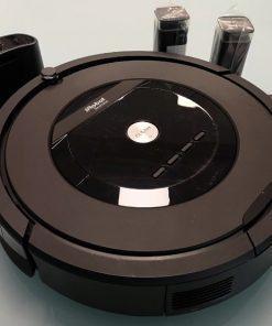 robot sprzątający iRobot Roomba 805 odkurzacz automatyczny powystawowy refabrykowany Gwarancja: 24 miesiące - 27081493 12