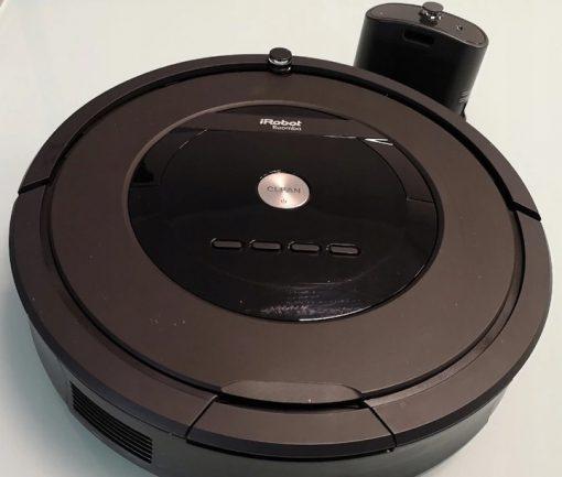 robot sprzątający iRobot Roomba 805 odkurzacz automatyczny powystawowy refabrykowany Gwarancja: 24 miesiące - 27081493 5