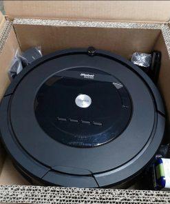 robot sprzątający iRobot Roomba 805 odkurzacz automatyczny powystawowy refabrykowany Gwarancja: 24 miesiące - 27081493 16