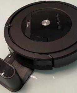 robot sprzątający iRobot Roomba 805 odkurzacz automatyczny powystawowy refabrykowany Gwarancja: 24 miesiące - 27081493 18