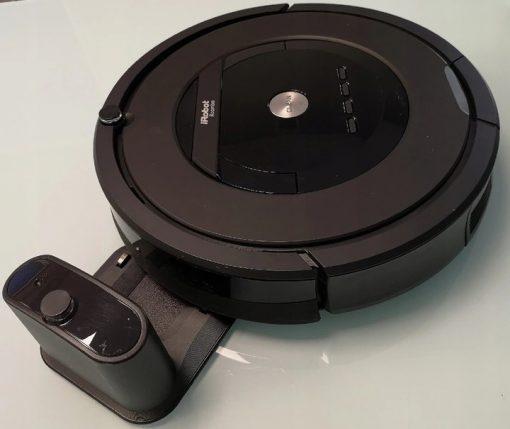 robot sprzątający iRobot Roomba 805 odkurzacz automatyczny powystawowy refabrykowany Gwarancja: 24 miesiące - 27081493 9