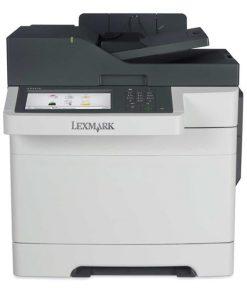 Lexmark CX510de MFP 3