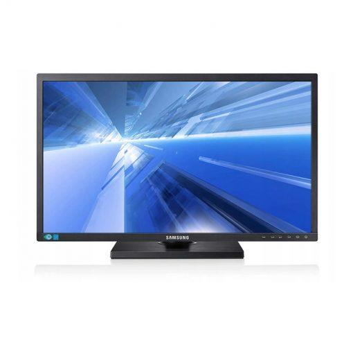 "monitor Samsung 24"" S24C450M fullHD LED głośniki PIVOT + kable Gwarancja: 12 miesięcy - 27081512 4"