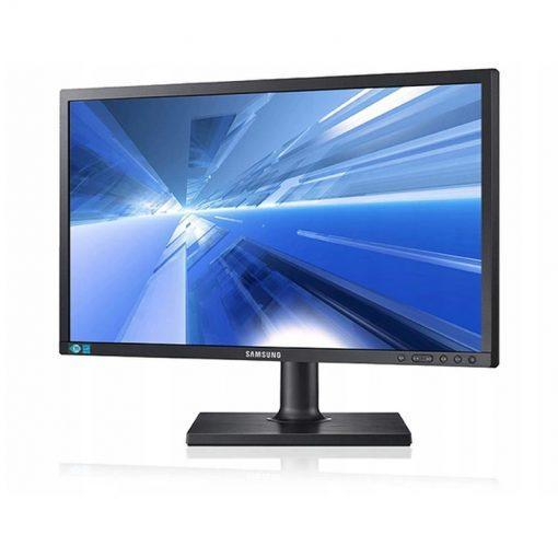 "monitor Samsung 24"" S24C450M fullHD LED głośniki PIVOT + kable Gwarancja: 12 miesięcy - 27081512 1"